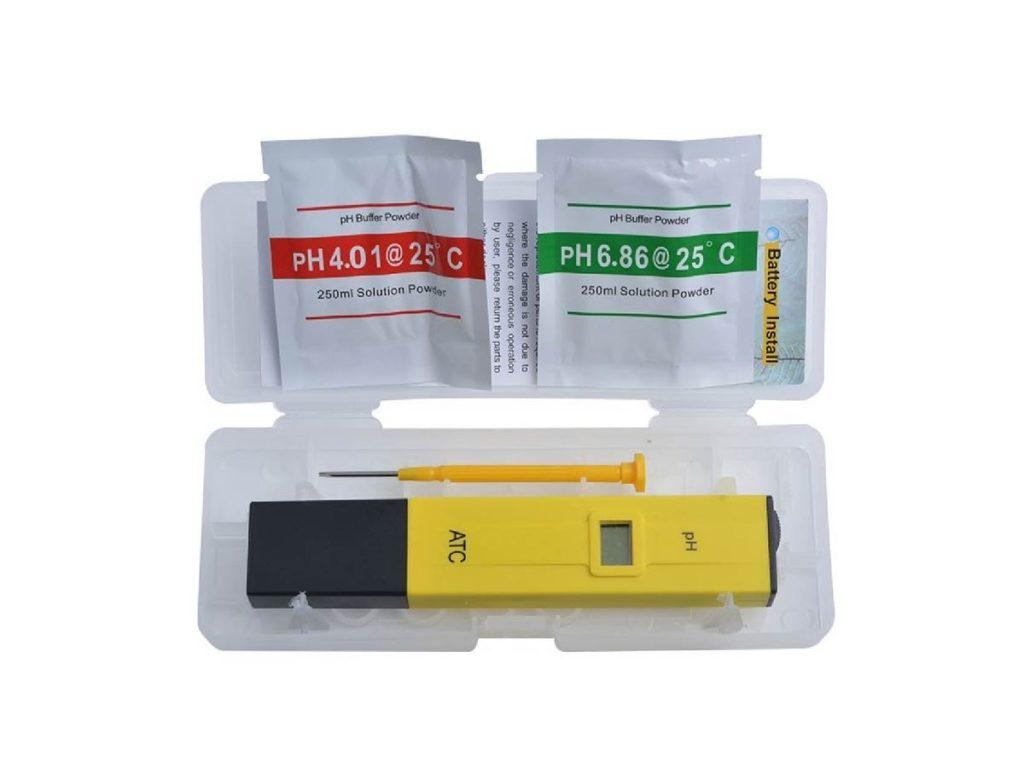 酸鹼度 PH計 測試筆
