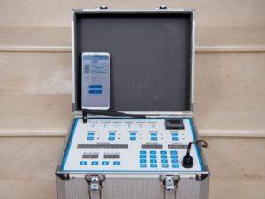 遠端遙控APP管理系統水管清洗機