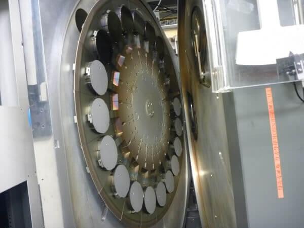 晶圓廠DISK鋁合金模組設備管路清洗